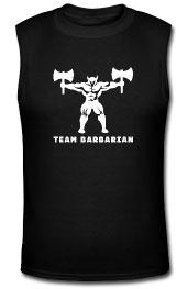 Barbarian T-shirts