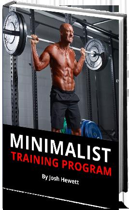 minimalist training program  strength training exercises